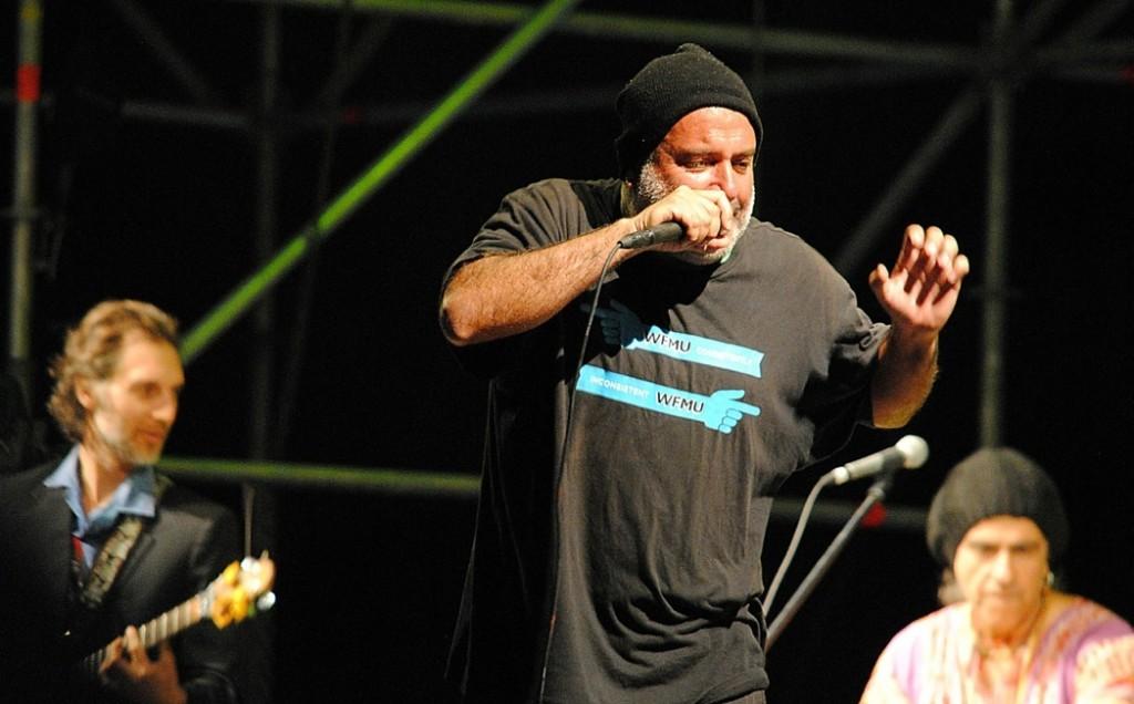 Chico trujillo reconoce altas inluencias de Memoria Selectiva en su musica