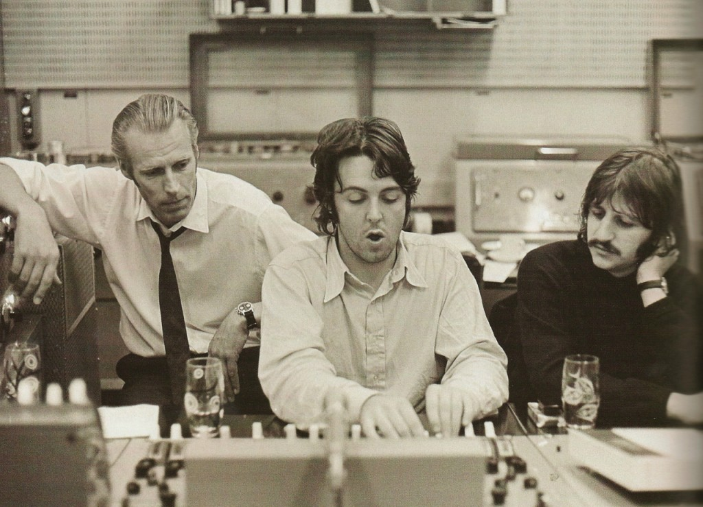 The-Beatles-y-George-Martin